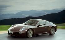2013款保时捷911 Carrera 4S高清壁纸